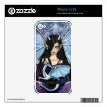 Gothic Fairy Fantasy Dragon iPhone 4 Skin