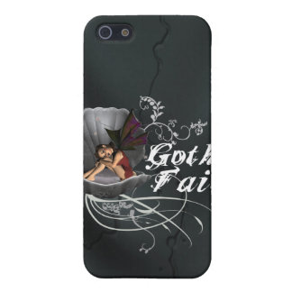 Gothic Fairy iPhone 5 Cover