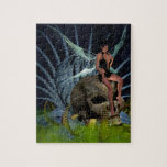 Gothic Fairy Jigsaw Puzzle