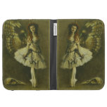 Gothic Fairy Kindle Case