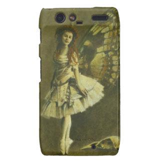 Gothic Fairy Motorola Droid Case Motorola Droid RAZR Case
