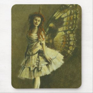 Gothic Fairy Mousepad
