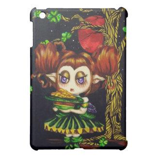 Gothic Fairy Shamrock Celtic Fantasy iPad Case