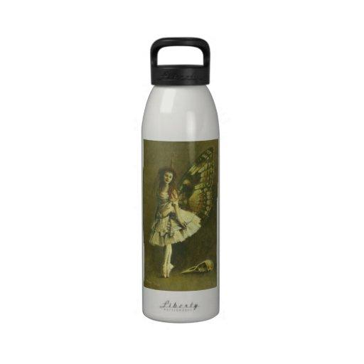 Gothic Fairy Water Bottle