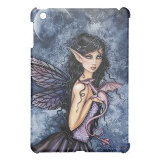 Gothic Fantasy Fairy Dragon iPad Case