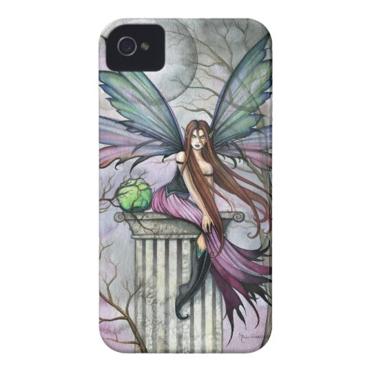 Gothic Fantasy Fairy iPhone Case Skin