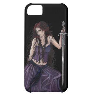Gothic Fantasy Morgan Le Fay iPhone 5C Case