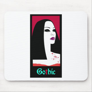 GOTHIC FASHION MOUSE PAD