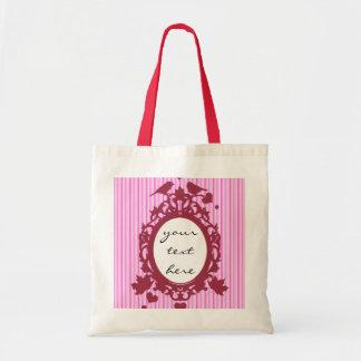 Gothic Frame Shabby Chic Victorian shopping bag
