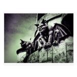 Gothic Gargoyles Postcards