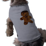 Gothic Gingerbread Cookie Dog Clothes