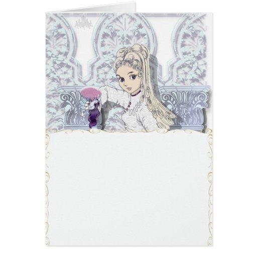 Gothic girl02b card