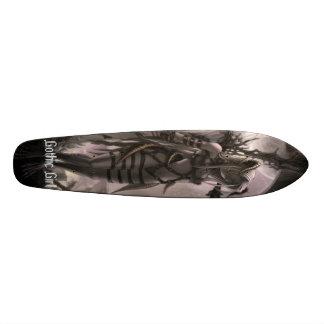 Gothic Girl Skate Board
