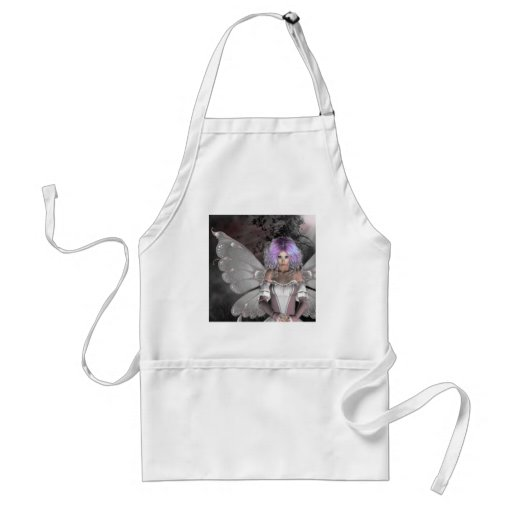 Gothic Girls Forest Fae Aprons