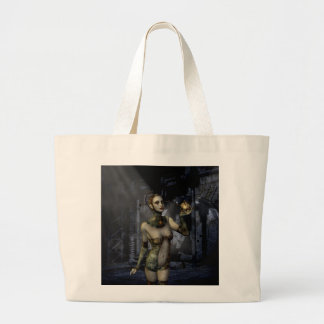 Gothic Girls Future Love Tote Bag