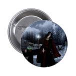 Gothic Girls Gypsy Magic fantasy button