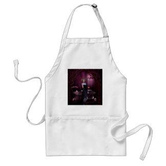 Gothic Girls Soul Keeper apron