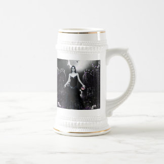 Gothic Girls Tools of the Trade Beer Stein