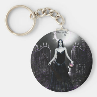 Gothic Girls Tools of the Trade Keychain