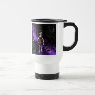 Gothic Girls Voo Doo Gone Wrong Coffee Mug