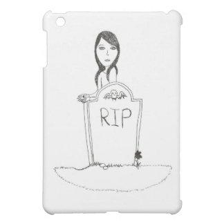 Gothic Grave iPad Mini Cases