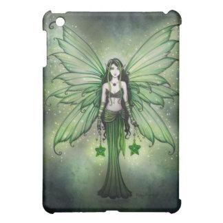 Gothic Green Fairy iPad Case
