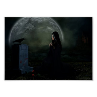 """the raven grief If you are dealing with grief, reading """"the raven"""" may help you work through your feelings and provide some comfort and understanding this entry was posted in the next chapter and tagged edgar allan poe , funeral poem , grief , grief loss and bereavement , nevermore , poems about death , poems about grief , poetry about loss , sorrow."""