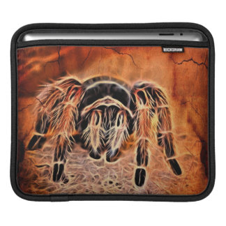 Gothic Halloween creepy crawlies spider Tarantula Sleeve For iPads