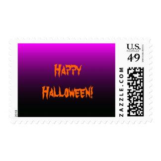 Gothic Halloween Midnight Stamps