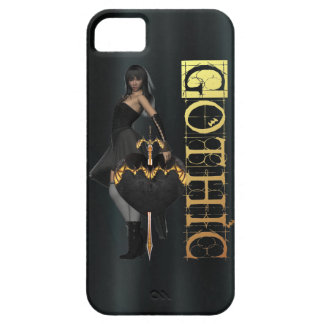 Gothic Heart iPhone 5 Covers