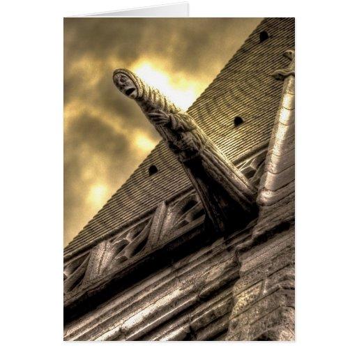 Gothic Horror Card