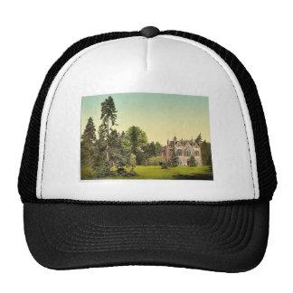 Gothic House I, park of Worlitz, Anhalt, Germany v Trucker Hat