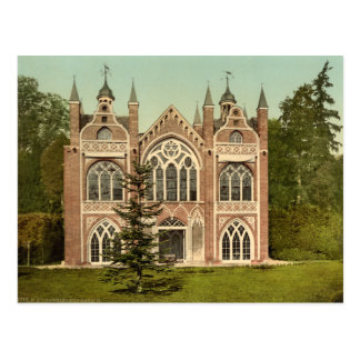 Gothic House II, Worlitz Park, Anhalt, Germany Postcard