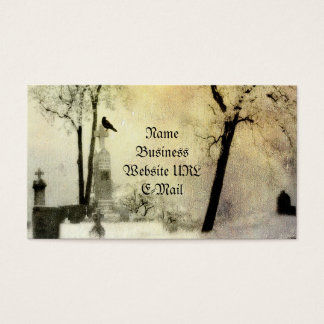 Gothic Infusion Business Card