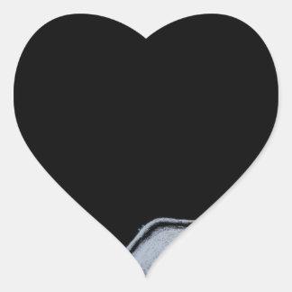 GOTHIC INNOCENT -GOTH HEART STICKER