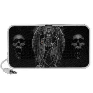 Gothic iPhone Speaker
