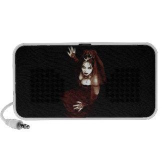 Gothic iPod Speaker
