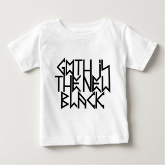 Gothic is the new black No.2 (black) Infant T-shirt