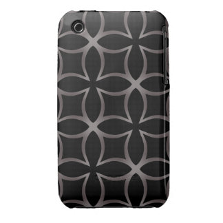 Gothic kaleidoscope iPhone 3 cases