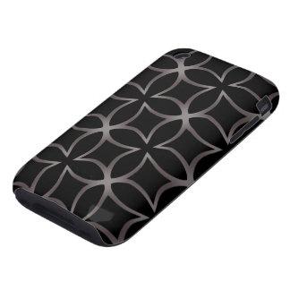 Gothic kaleidoscope iPhone 3 tough cases