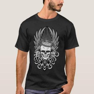 Gothic King Skull T-Shirt