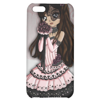 Gothic Lace Bride iPhone Case 1 iPhone 5C Covers
