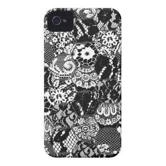 gothic lace iPhone 4 case