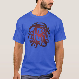 Gothic Letter R T-Shirt