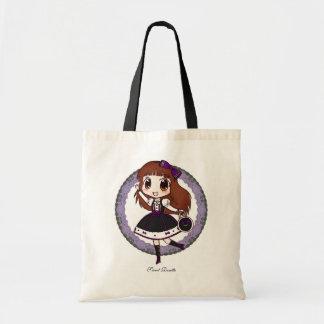 Gothic Lolita Love Tote Bag