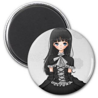 """""""Gothic Lolita"""" magnet"""