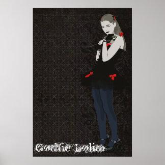 Gothic Lolita Poster