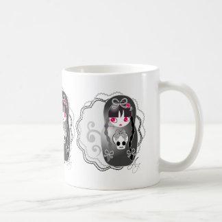 Gothic Matryoshka Coffee Mug