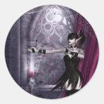 Gothic Mechanika Girl Stickers