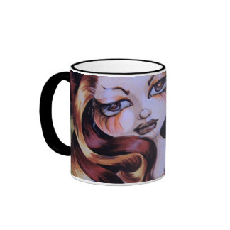 Gothic Mermaid Mug